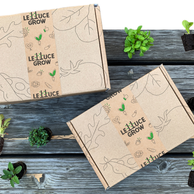 New Subscription Boxes: Lettuce Grow Available Now!
