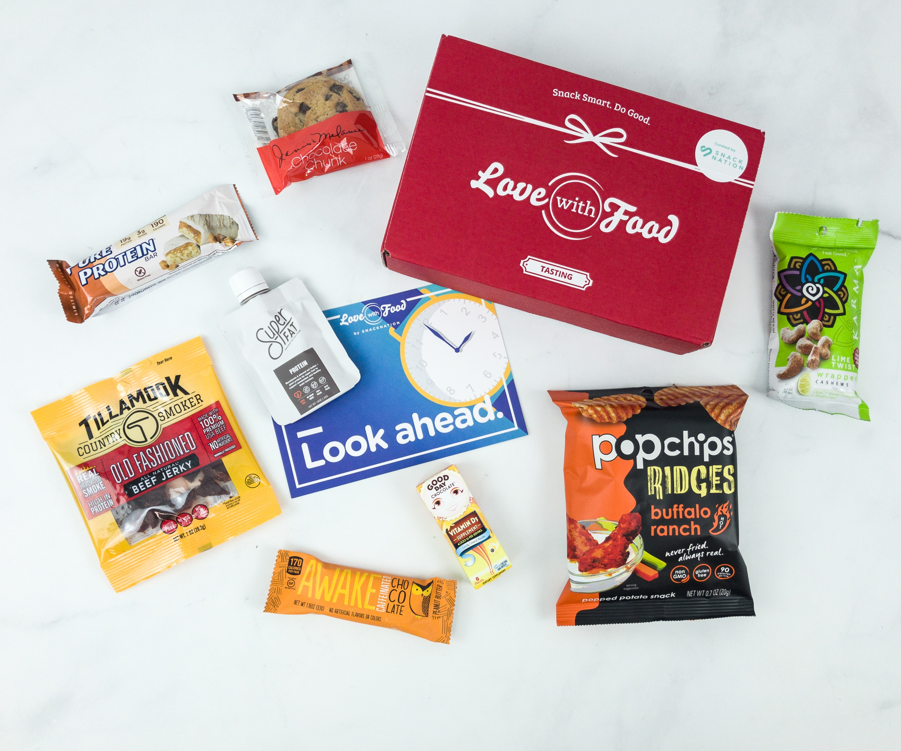 Love With Food March 2019 Tasting Box Review + Coupon!