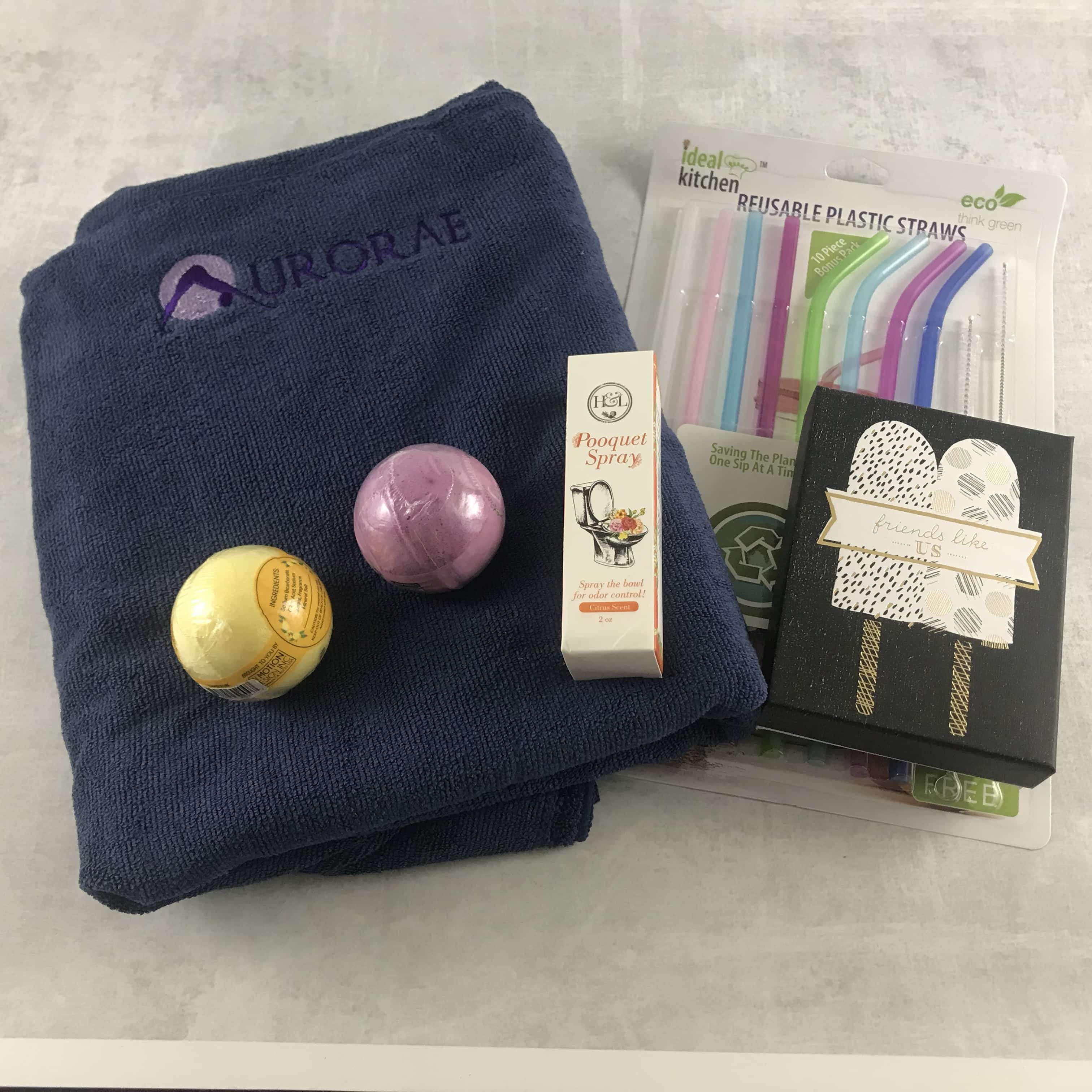Peaches and Petals February 2019 Subscription Box Review & Coupon