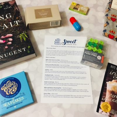 Sweet Reads Box March 2019 Subscription Box Review + Coupon