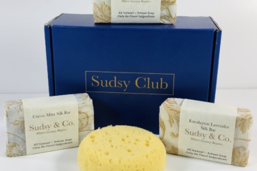 Sudsy Club Black Friday Deal: Save 25% on soapy subscriptions!