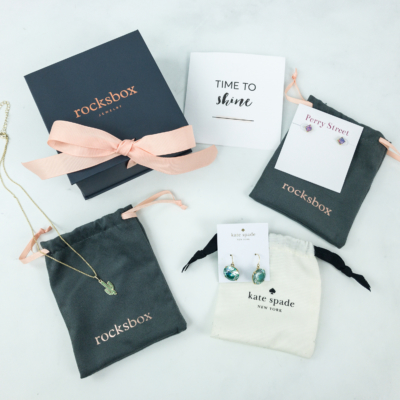 RocksBox February 2019 Review + FREE Month Coupon!