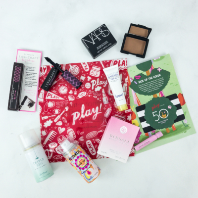 Play! by Sephora March 2019 Subscription Box Review