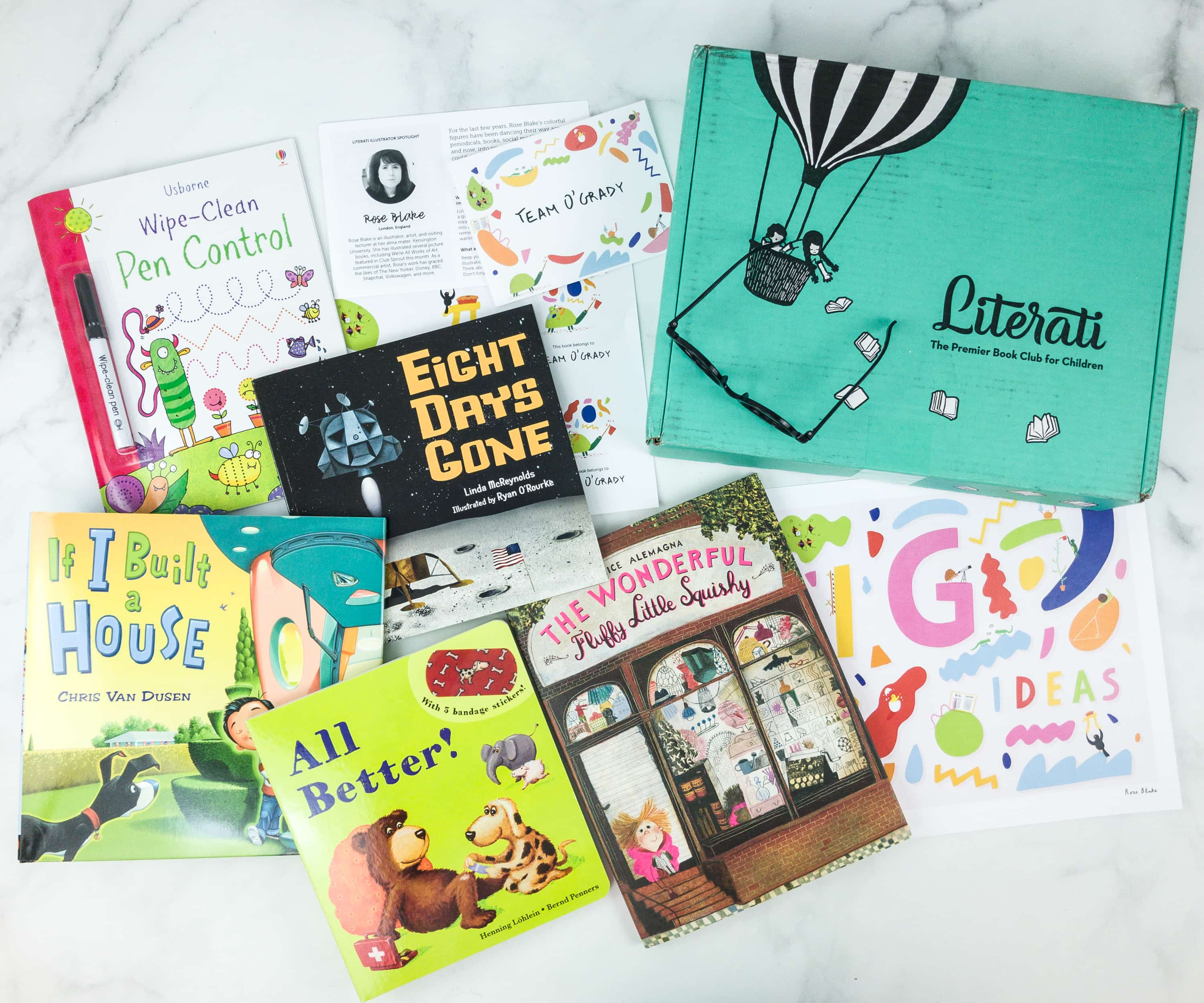 Literati March 2019 Review + Coupon – CLUB SPROUT