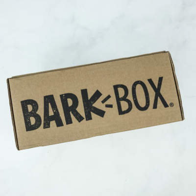 Barkbox March 2019 Subscription Box Review + Coupon – Large Dog