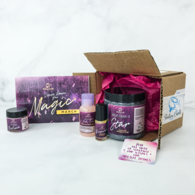 Fortune Cookie Soap FCS of the Month March 2019 Box Review