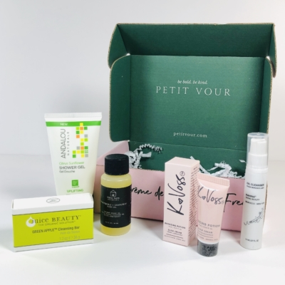 Petit Vour March 2019 Subscription Box Review & Coupon