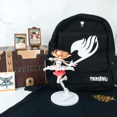 Lootaku February 2019 Subscription Box Review & Coupon