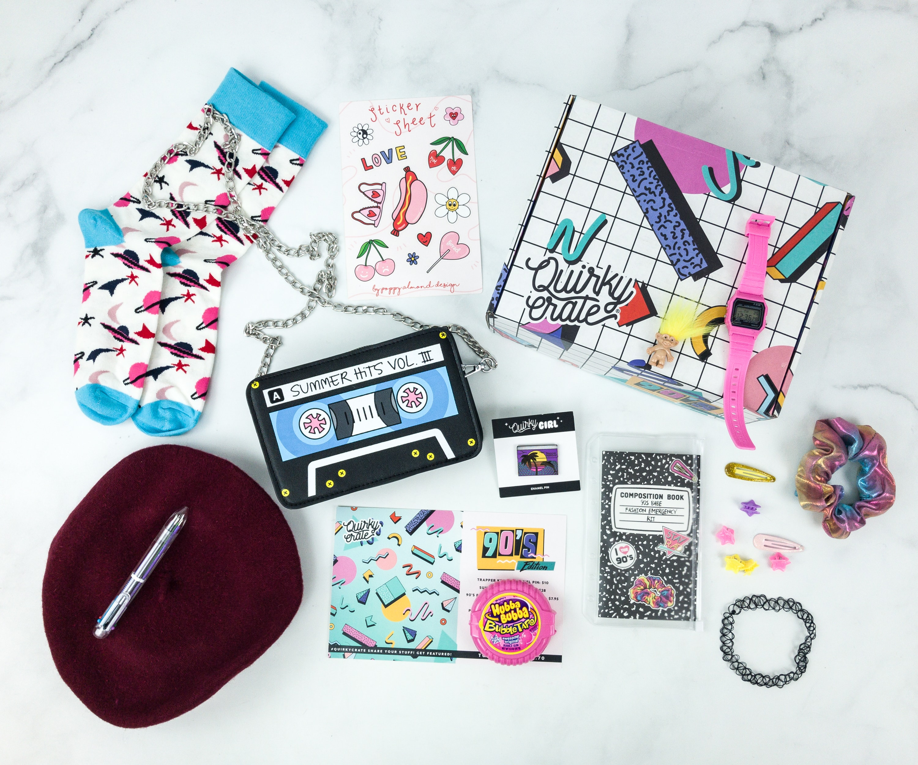 Quirky Crate March 2019 Subscription Box Review + Coupon