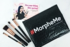 MorpheMe Brush Club April 2019 Subscription Box Review + Free Brush Coupon!