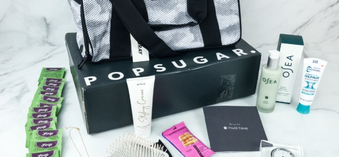 POPSUGAR Must Have Box Spring 2019 Review & Coupon