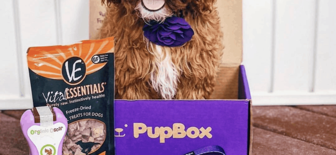 PupBox Cinco de Mayo Coupon: Get Your First Box For Just $5!