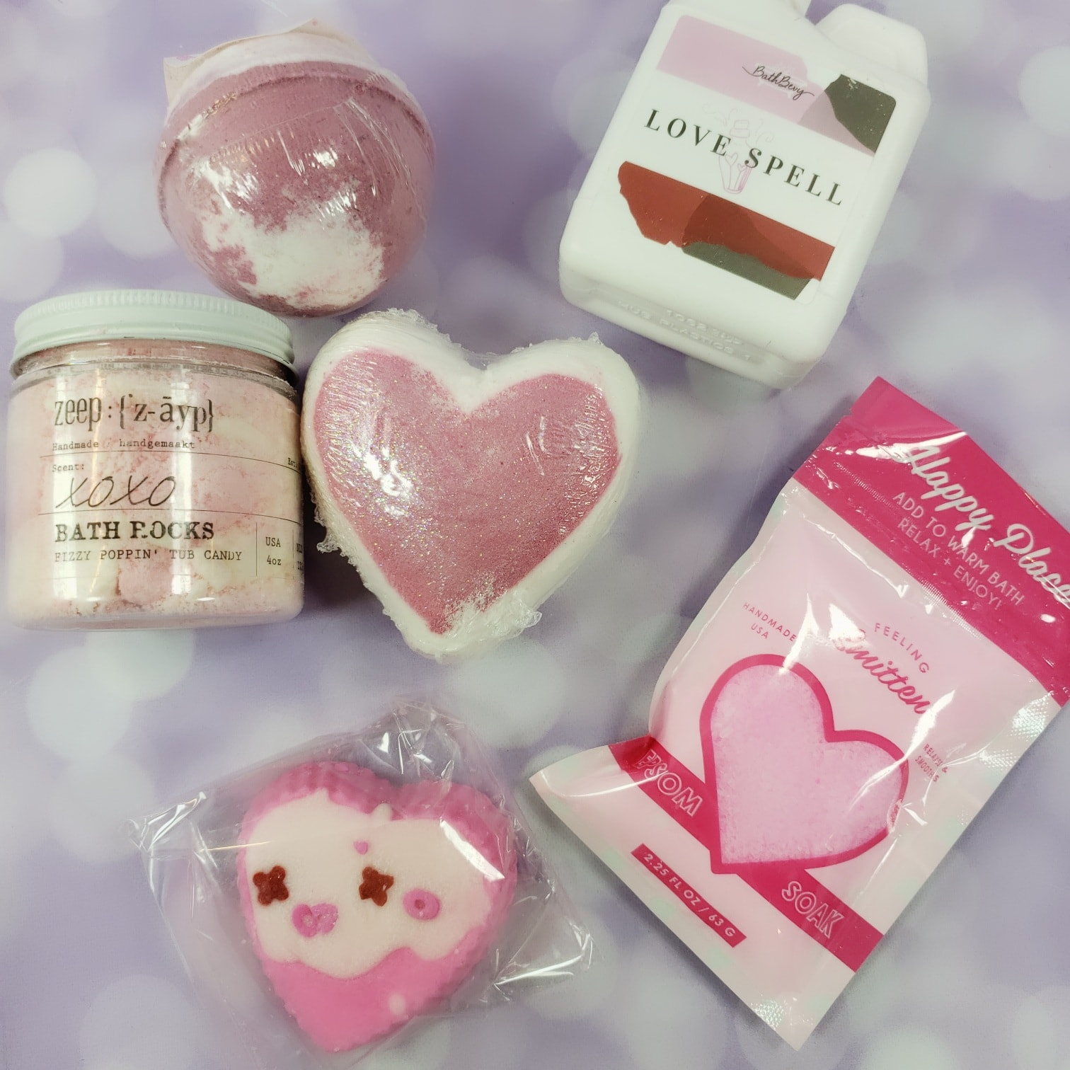 Bath Bevy February 2019 Subscription Box Review + Coupon