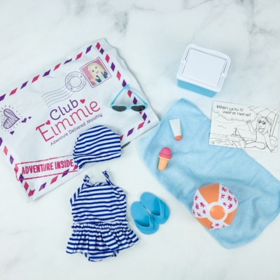 Club Eimmie March 2019 Subscription Box Review