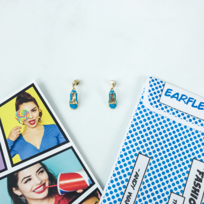 EarFleek Silly & Fun March 2019 Subscription Box Review + 50% Off Coupon