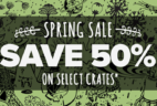 Loot Crate Sale: Get 50% Off Select Crates – LAST CALL!