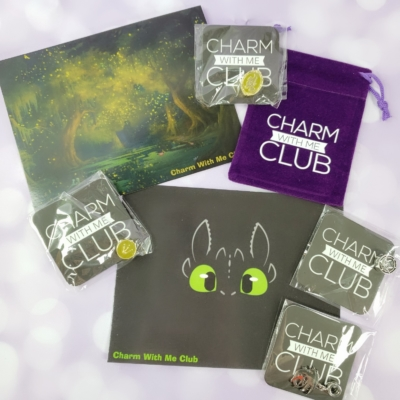 Charm With Me Club March 2019 Subscription Box Review + Coupon