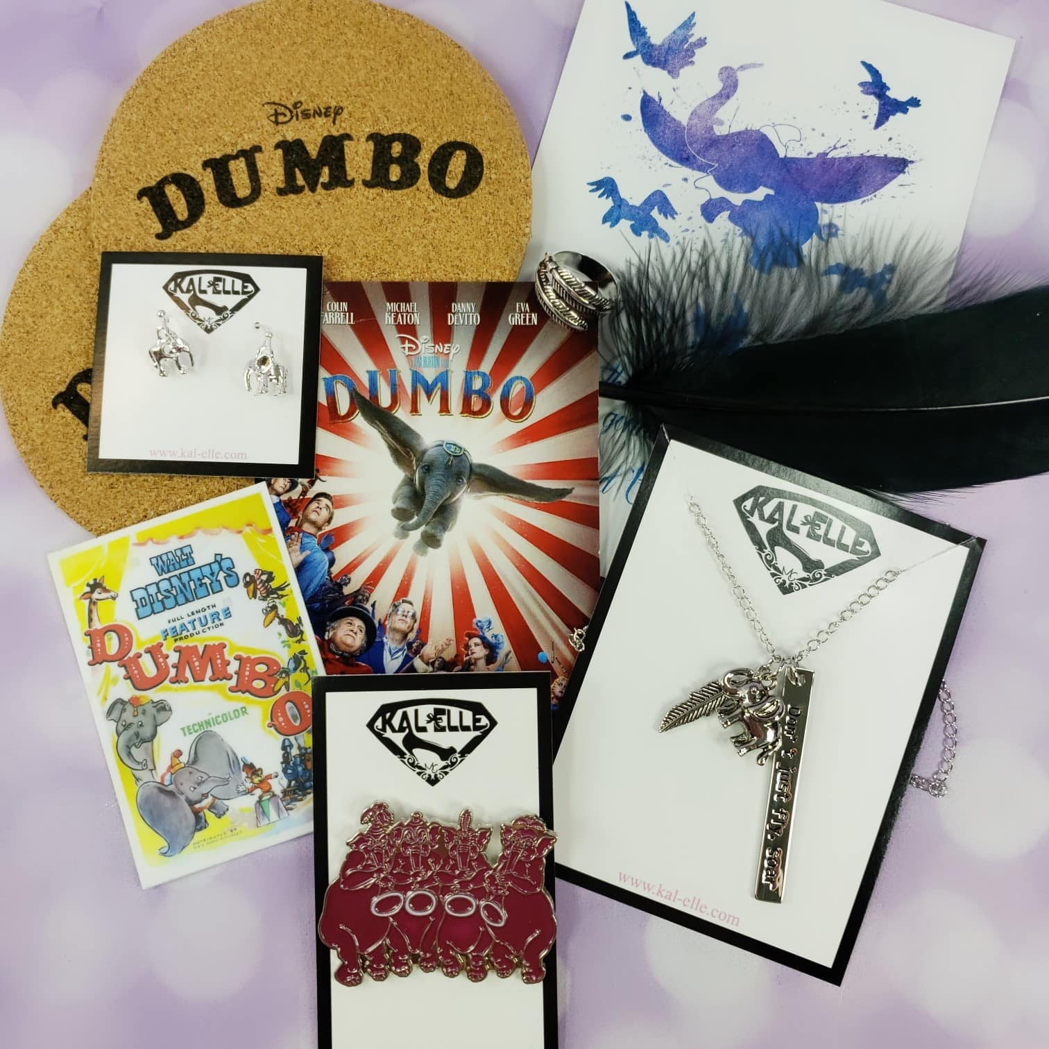 Kal-Elle Fandom Monthly February 2019 Subscription Box Review