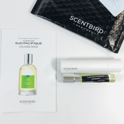 Scentbird March 2019 Fragrance Subscription Review & Coupon