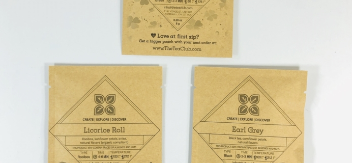 Dollar Tea Club March 2019 Review
