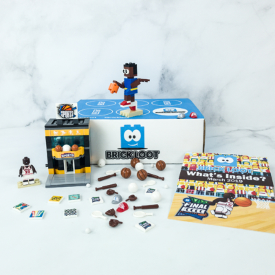 Brick Loot March 2019 Subscription Box Review & Coupon