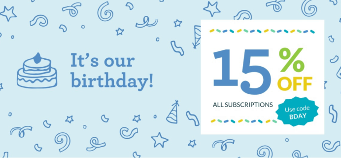 Little Passports Birthday Sale: Get 15% Off Any Subscriptions!