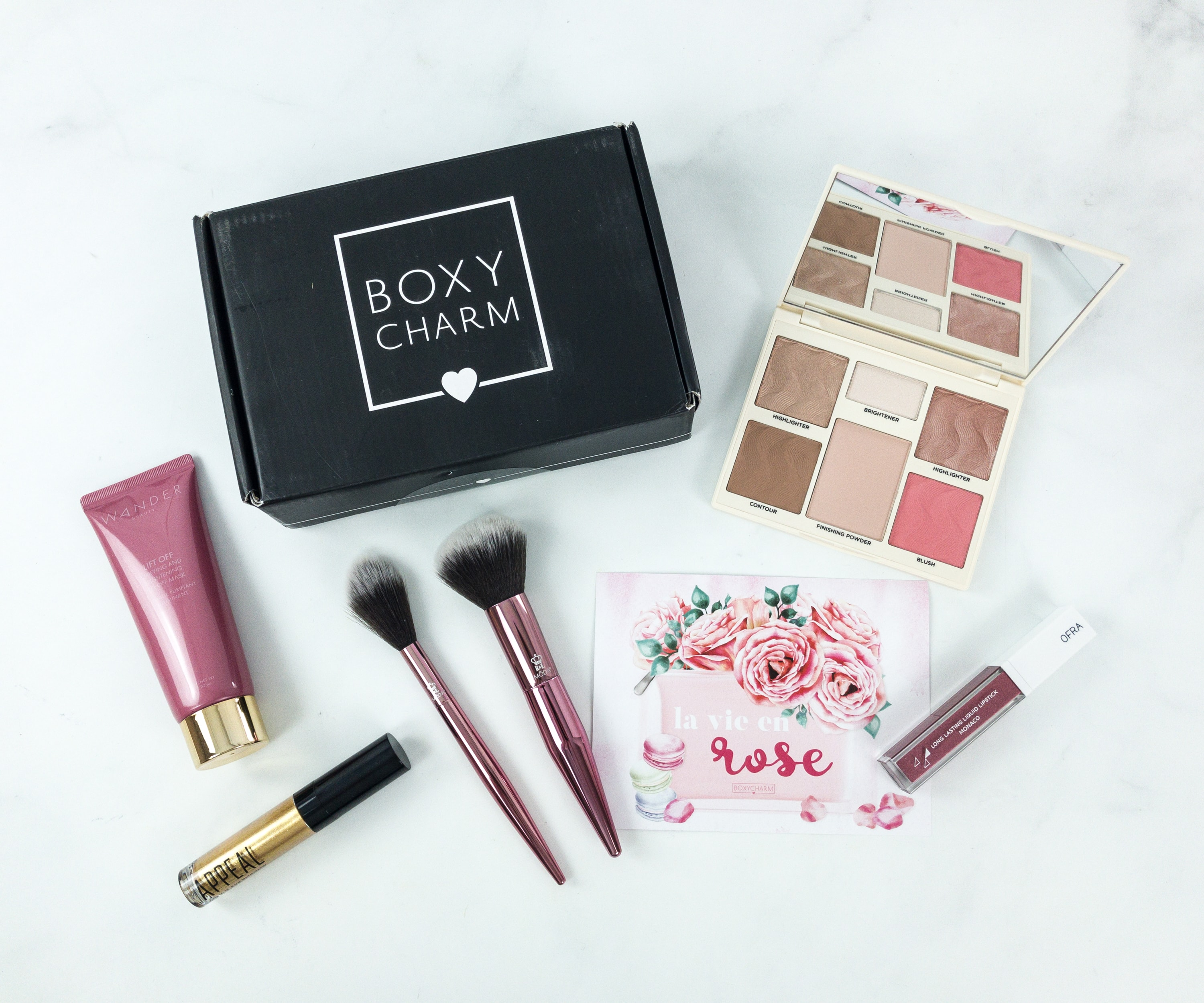BOXYCHARM March 2019 Review