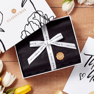 GLOSSYBOX Mother's Day Limited Edition Box Available Now for Subscribers!