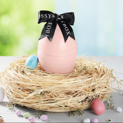 GLOSSYBOX Limited Edition Easter Egg Box FULL Spoilers!