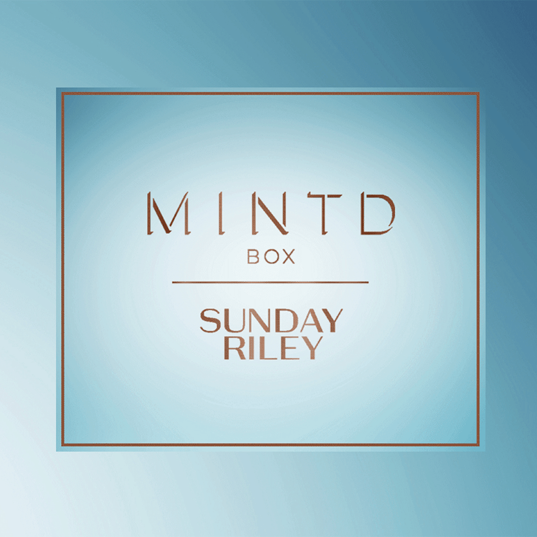 MINTD May 2019 Sunday Riley Box Available For Preorder Now + FULL Spoilers