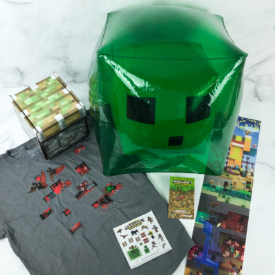 Mine Chest March 2019 Subscription Box Review