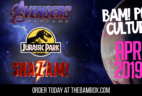 The BAM! Pop Culture Box April 2019 Spoiler #1!