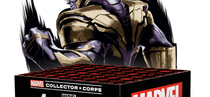 Marvel Collector Corps May 2019 Full Spoilers!