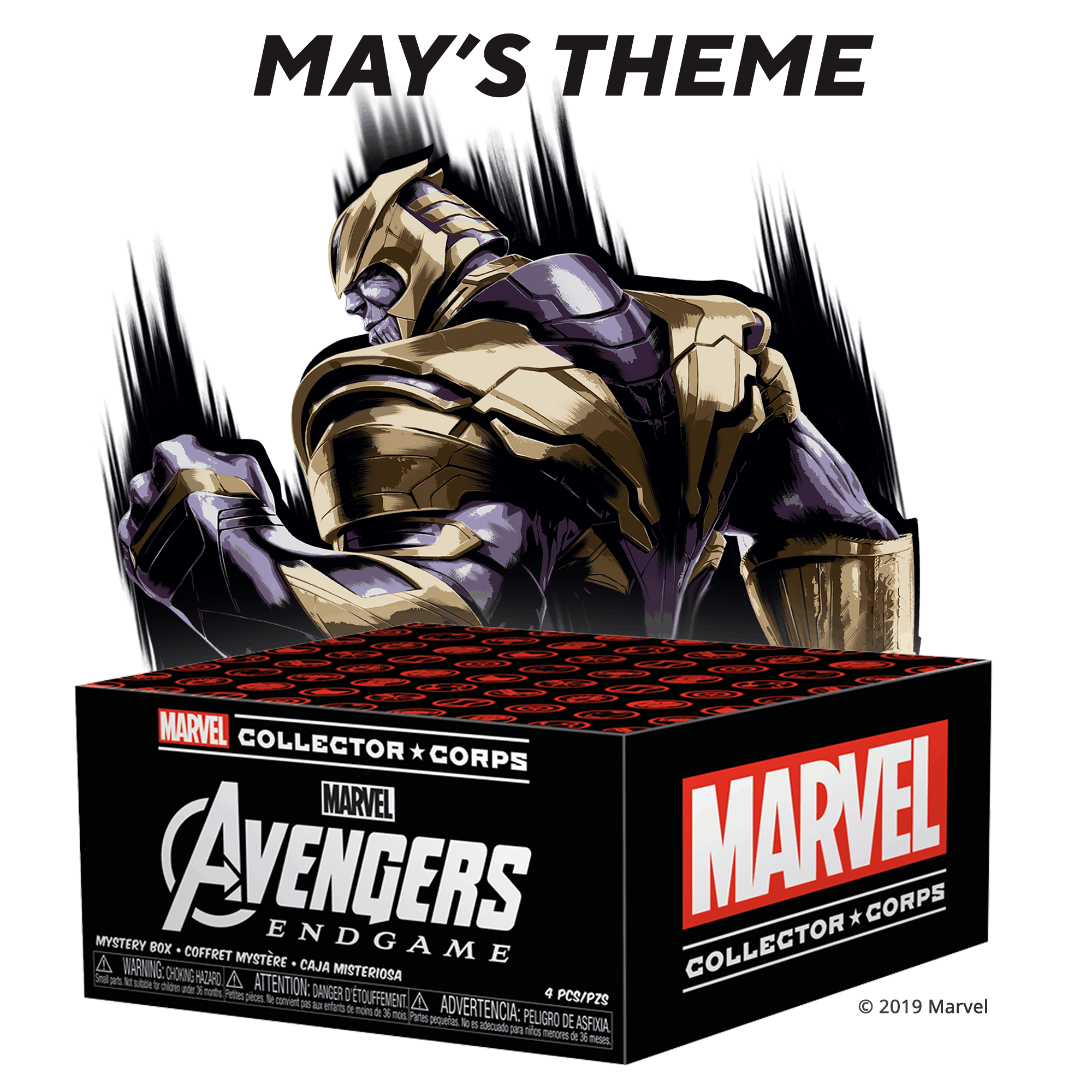 Marvel Collector Corps May 2019 Theme Spoilers!