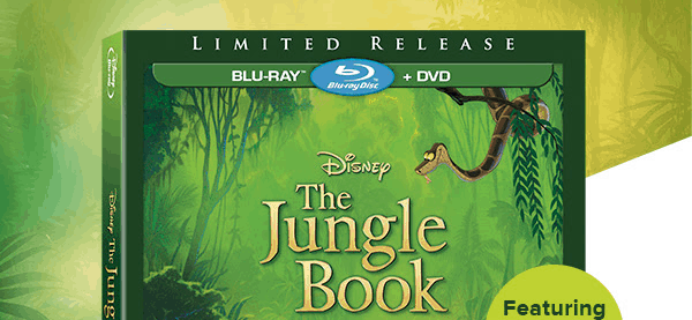 Disney Movie Club April 2019 Selection Time #2 + Coupon!