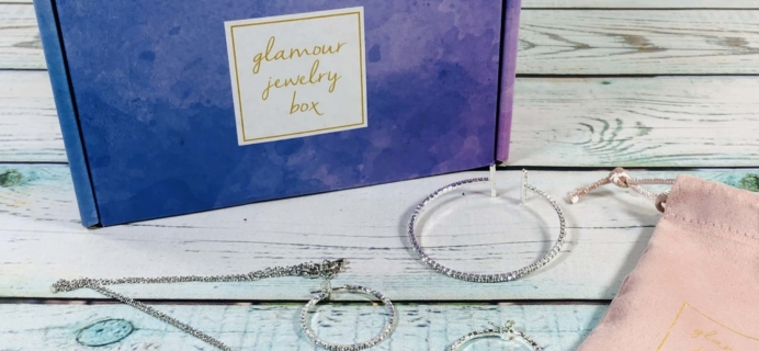 Glamour Jewelry Box March 2019 Subscription Box Review + Coupon