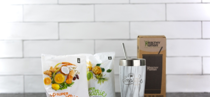 SmoothieBox Sale: Get $10 Off + FREE Insulated Travel Mug!