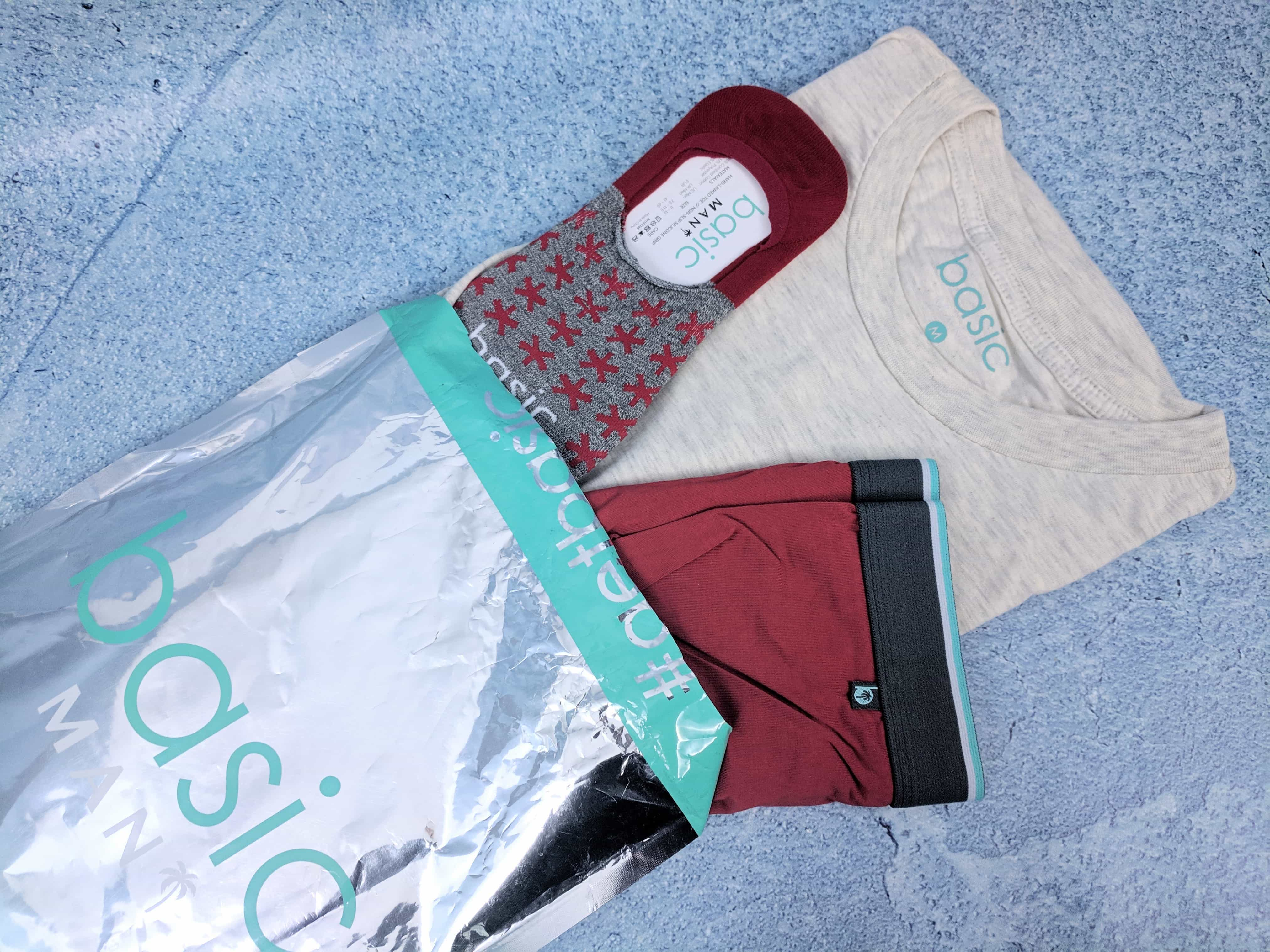 Basic MAN Subscription Box March 2019 Review + Buy One Get One FREE Coupon