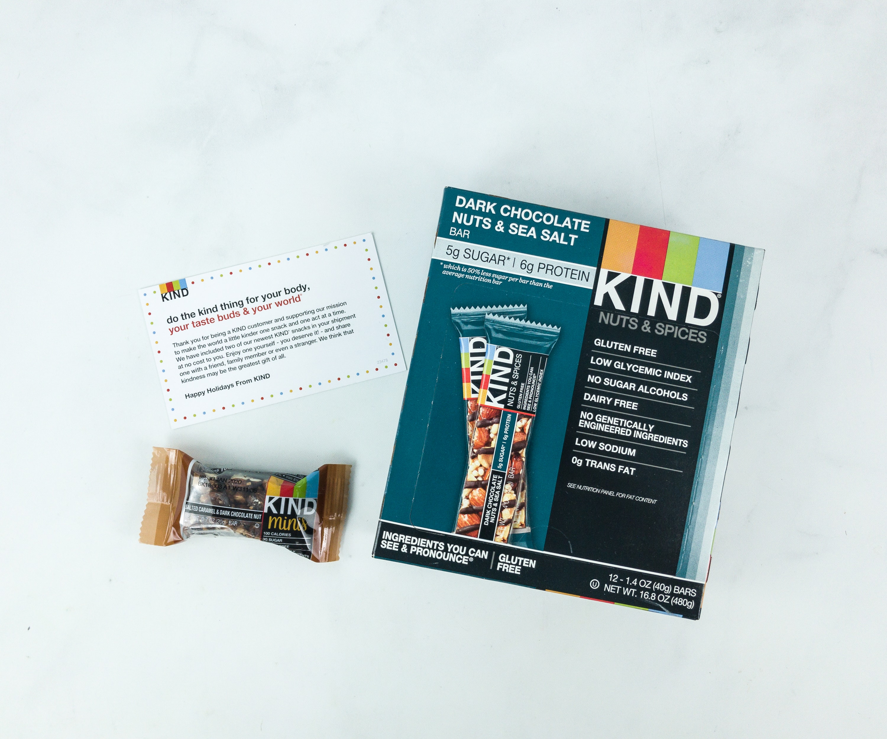 Kind Snack Club Subscription Box Review 20 Off Coupon