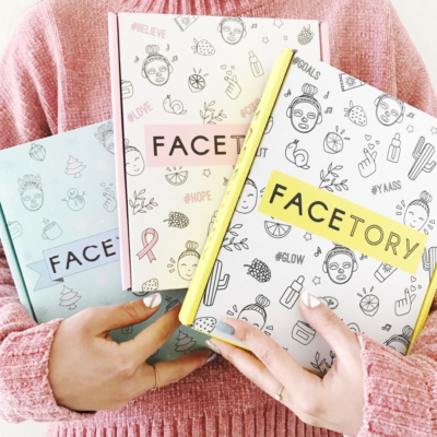 Facetory May 2019 Full Spoilers + Coupon!
