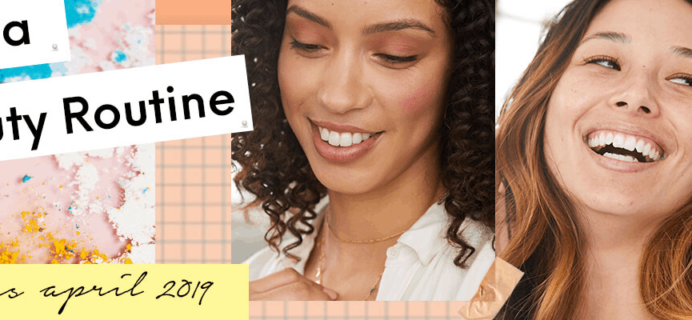 Ipsy April 2019 Glam Bag Plus Full Spoilers + Reveals Available Now!