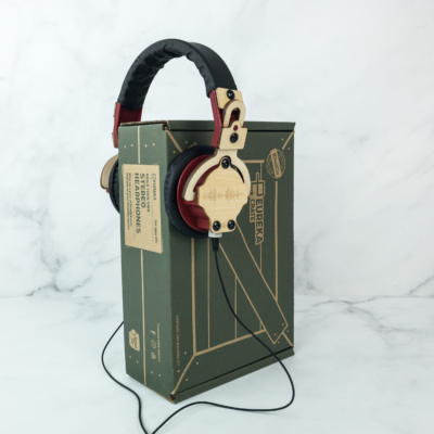 Eureka Crate Review + Coupon – STEREO HEADPHONES March 2019