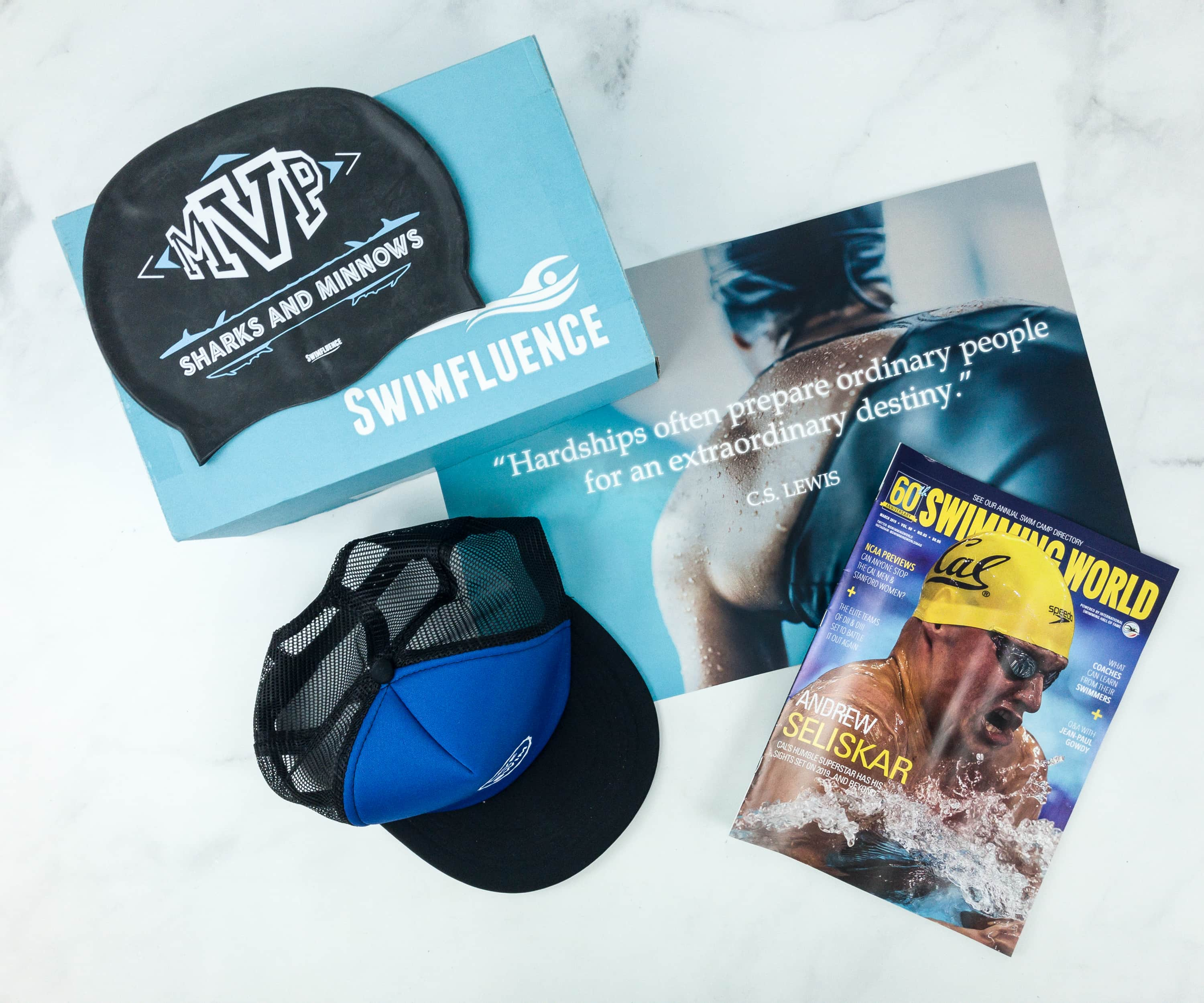 Swimfluence March 2019 Subscription Box Review