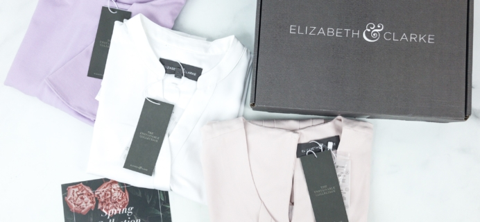 Elizabeth & Clarke Spring 2019 Subscription Box Review + Coupon