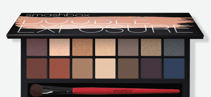 Birchbox Coupon: Get FREE Smashbox Cosmetics Double Exposure 2.0 Palette!