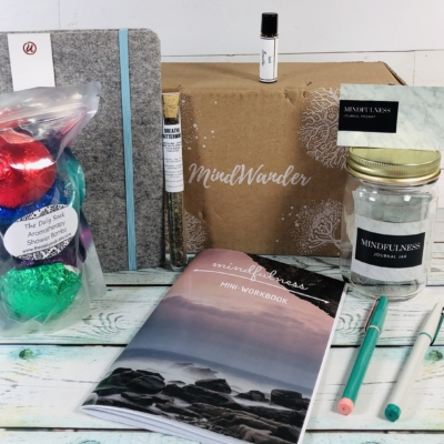 MindWander April 2019 Subscription Box Review