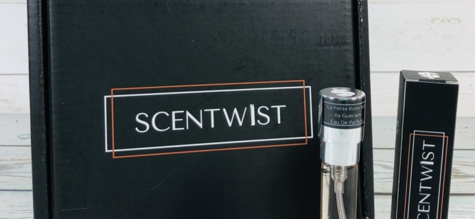 Scentwist April 2019 Subscription Box Review + Coupon