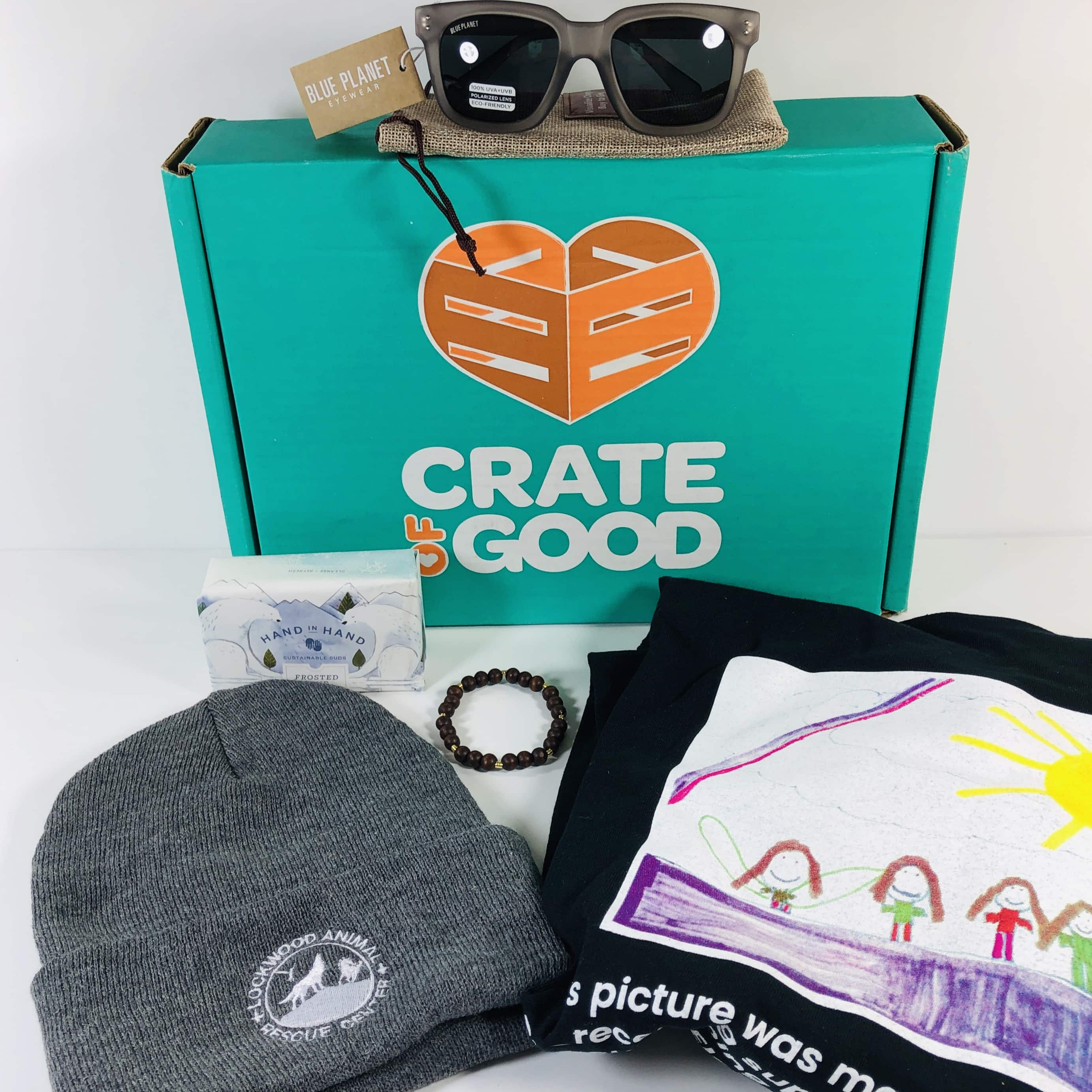 Crate of Good Spring 2019 Subscription Box Review