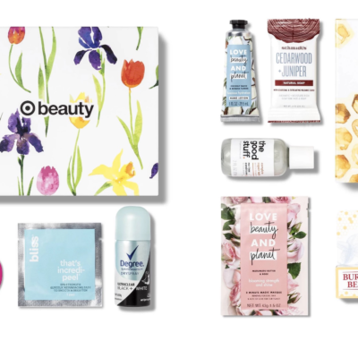 Three New April 2019 Target Beauty Boxes Available Now – $7 Shipped!
