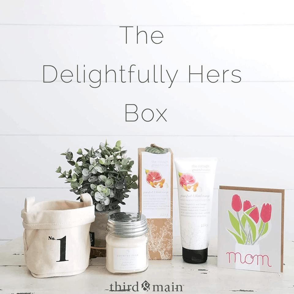 Third & Main Delightfully Hers Box Available For Preorder Now!